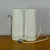 Double White Countertop Filter Housing