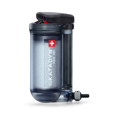 Katadyn Hiker Pro Water Filter clean water