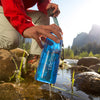Lifestraw Go Water Bottle With 2-Stage Filtration Purple