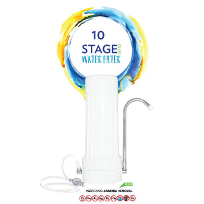 PREMIUM 10 STAGE PLUS WATER FILTER