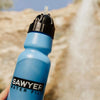 Sawyer SP140 Personal Water Bottle with Filter backpacking
