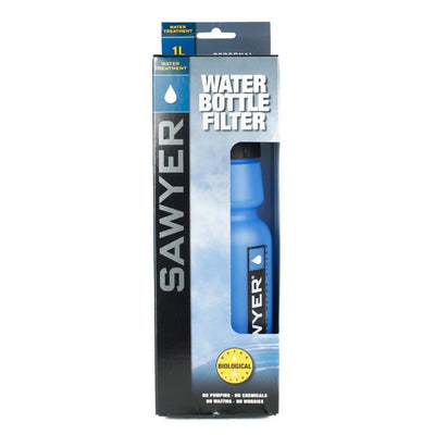 Sawyer SP141 Personal Water Bottle with Filter hiking