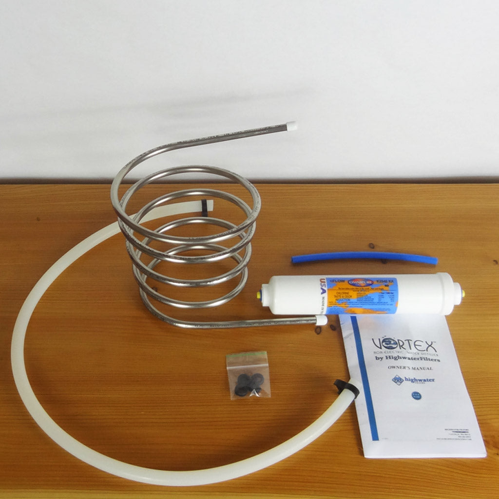 The Vortex Non-Electric Water Distiller Kit