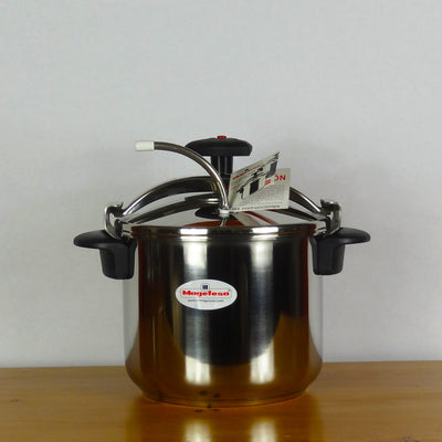 Vortex Magefesa Modified Pressure Cookers