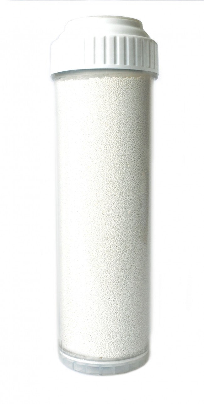 CuZn ZR-1 Zeolite Water Filter Replacement Cartridge