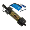sawyer mini hiking water bottle filter camo