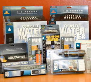 Water Purification Systems Home Amp Portable Water Filters