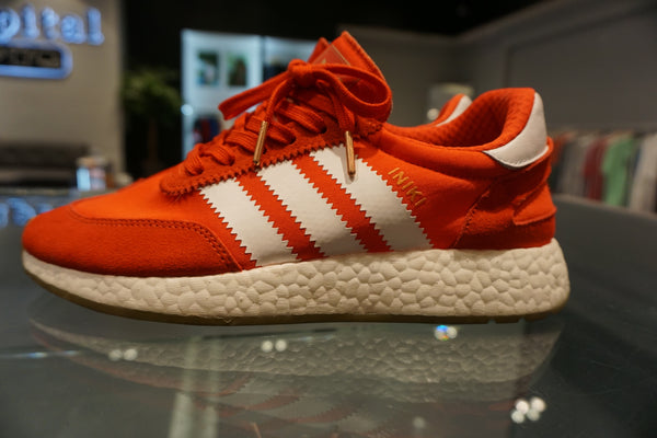 adidas Iniki Runner Red White (Used)