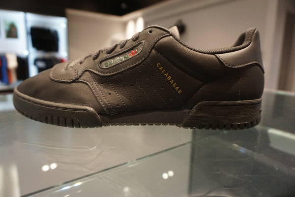e570d744ddfa3 ... Spring 2018  adidas Yeezy Powerphase Calabasas Core Black  adidas Yeezy  Powerphase Calabasas Black Release Date ...