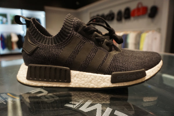 adidas NMD R1 Winter Wool Core Black(Pre Owned)