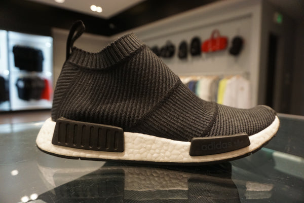 adidas NMD City Sock Winter Wool Black(Pre Opened)