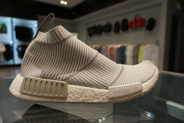 adidas NMD City Sock White Grey(Pre Owned)