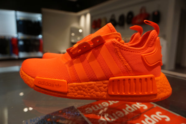 adidas NMD R1 Triple Solar Red(Pre Owned)