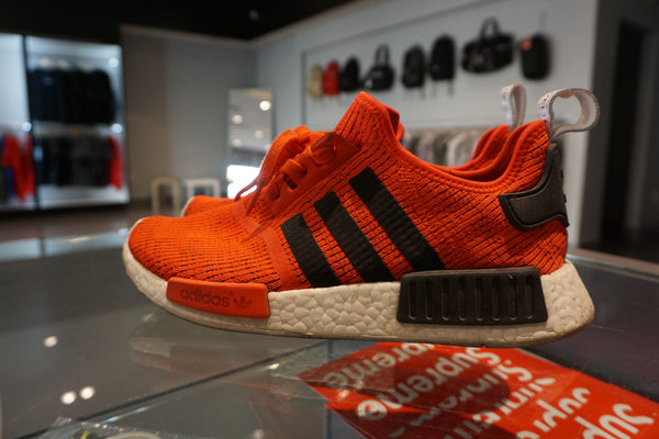 Adidas NMD R1 Red Black(Pre Owned)
