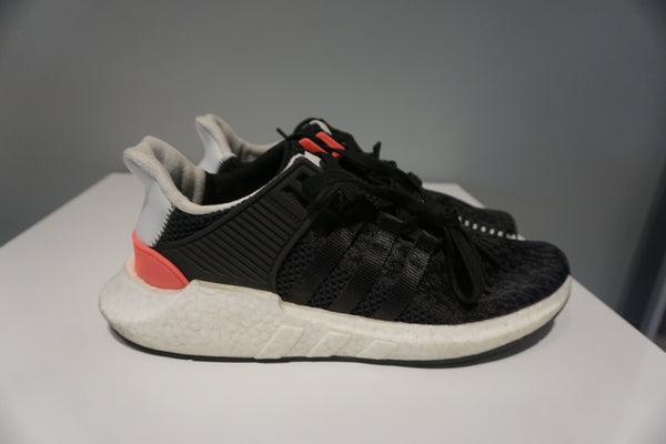 adidas EQT Support 93/17 Core Black Turbo (Preowned)