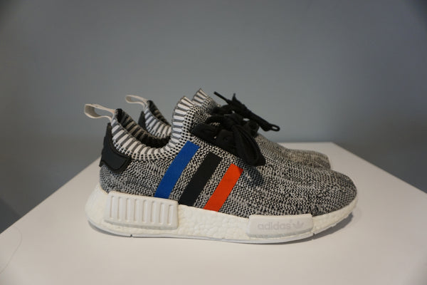 5b70191c4d10a adidas NMD Tri Color Stripes White (Preowned) – CAPITAL SNEAKER BOUTIQUE