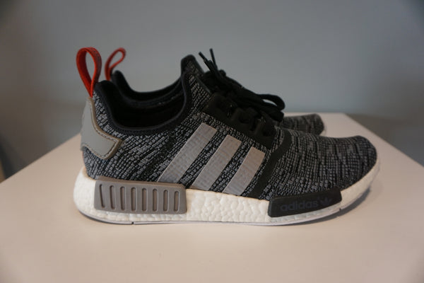 07f15c9fe3ea4 adidas NMD R1 Glitch Core Black Camo (Preowned) – CAPITAL SNEAKER ...