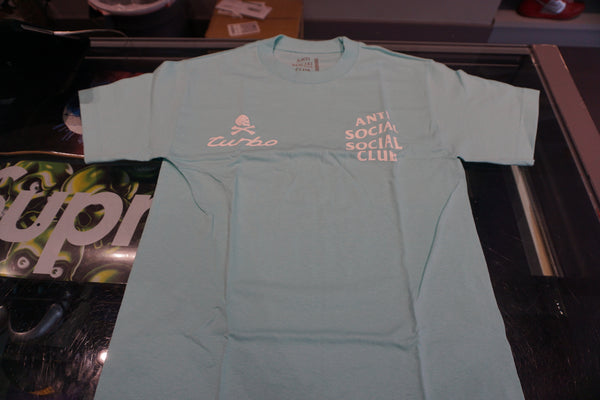 ASSC x Neighborhood Turbo Teal