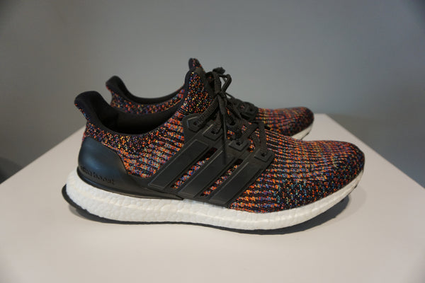 adidas Ultra Boost 3.0 Multi-Color(Pre Owned)