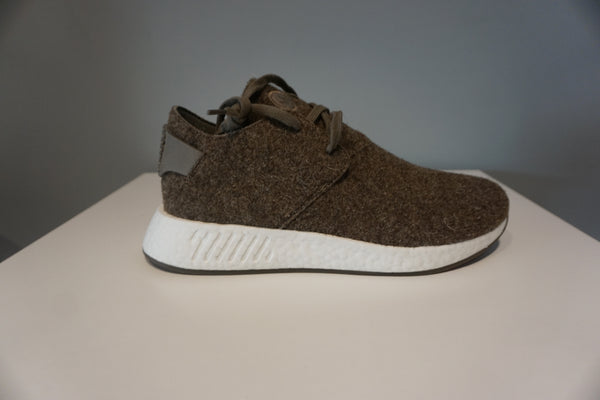 cc91f5e6ae063 adidas NMD C2 Chukka Wings+Horns Simple Brown