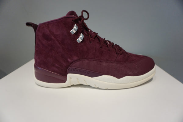 Jordan 12 Retro Bordeaux (Preowned)