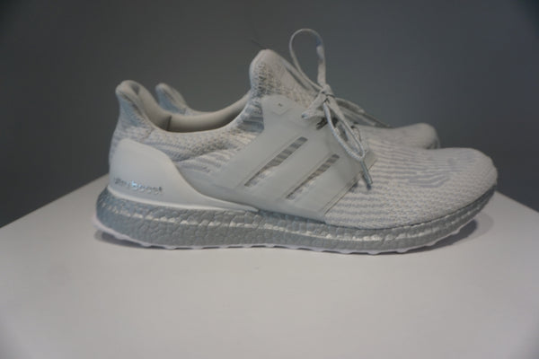 adidas Ultra Boost 3.0 Crystal White(Pre Owned)