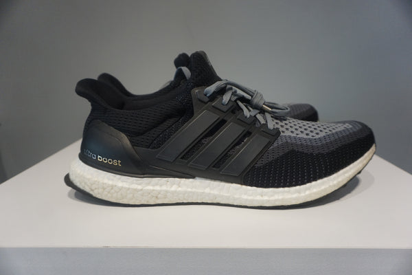 adidas Ultra Boost 2.0 Black Grey Gradient(Pre Owned)