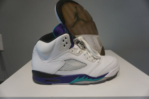 Jordan 5 Retro Grape (2013)(Pre Owned)