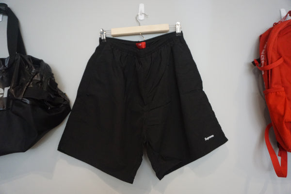 Supreme Nylon Water Short Black