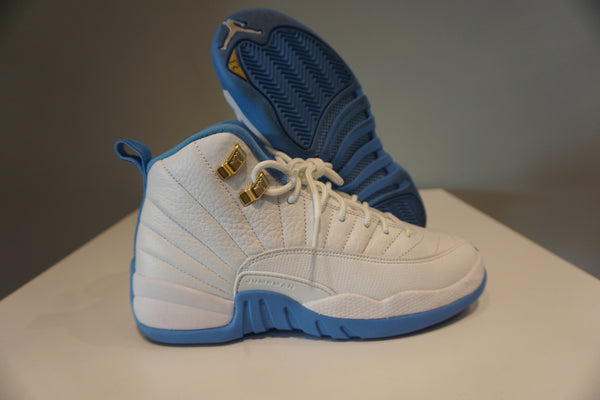 Jordan 12 Retro University Blue (GS) (2016) (Rep box) (Pre Owned)