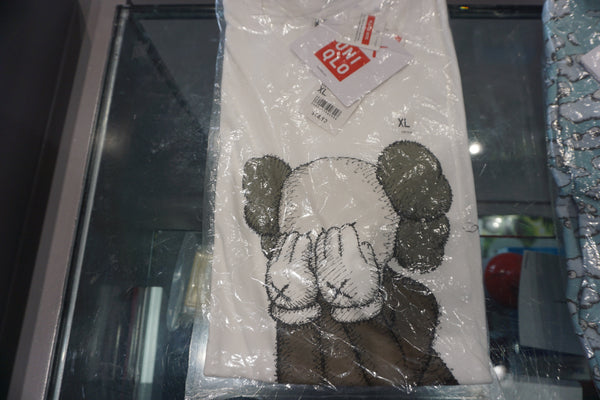 Kaws Crying Character Tee