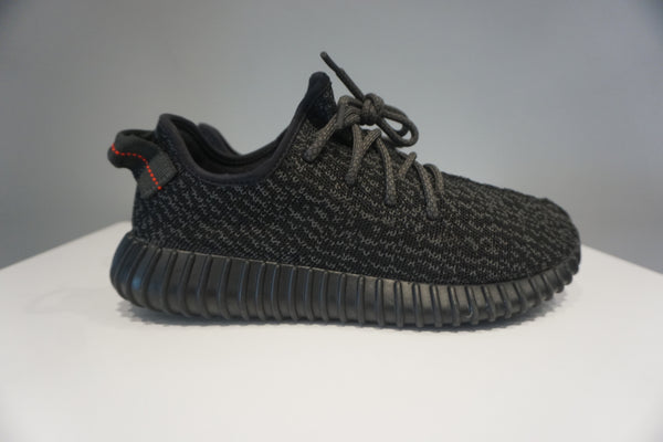 adidas Yeezy Boost 350 Pirate Black (2015) (Pre-Owned)