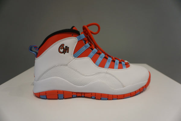 Jordan 10 Retro Chicago Flag (no box)
