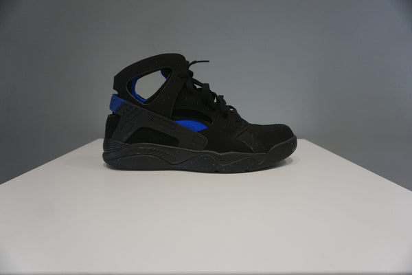 Air Flight Huarache Black Lyon Blue (Pre-owned)