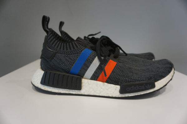 0b87c17224bd Adidas NMD Tri Color Stripes Black (Pre Owned) – CAPITAL SNEAKER BOUTIQUE