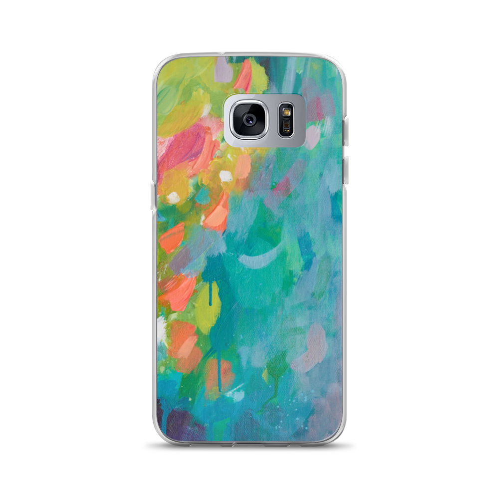 Bora Green - Samsung Galaxy Case