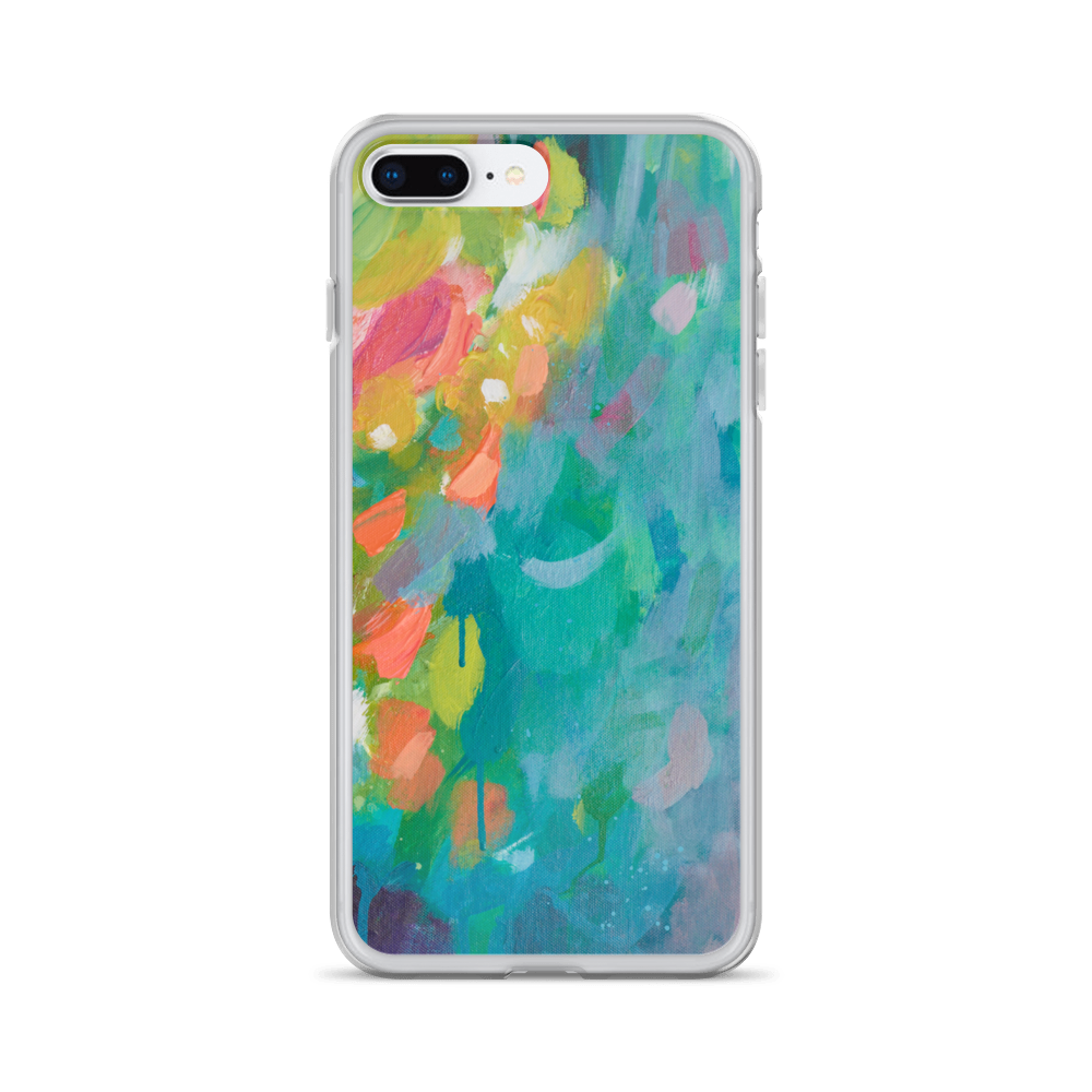 Bora Green - iPhone 7/7 Plus Case