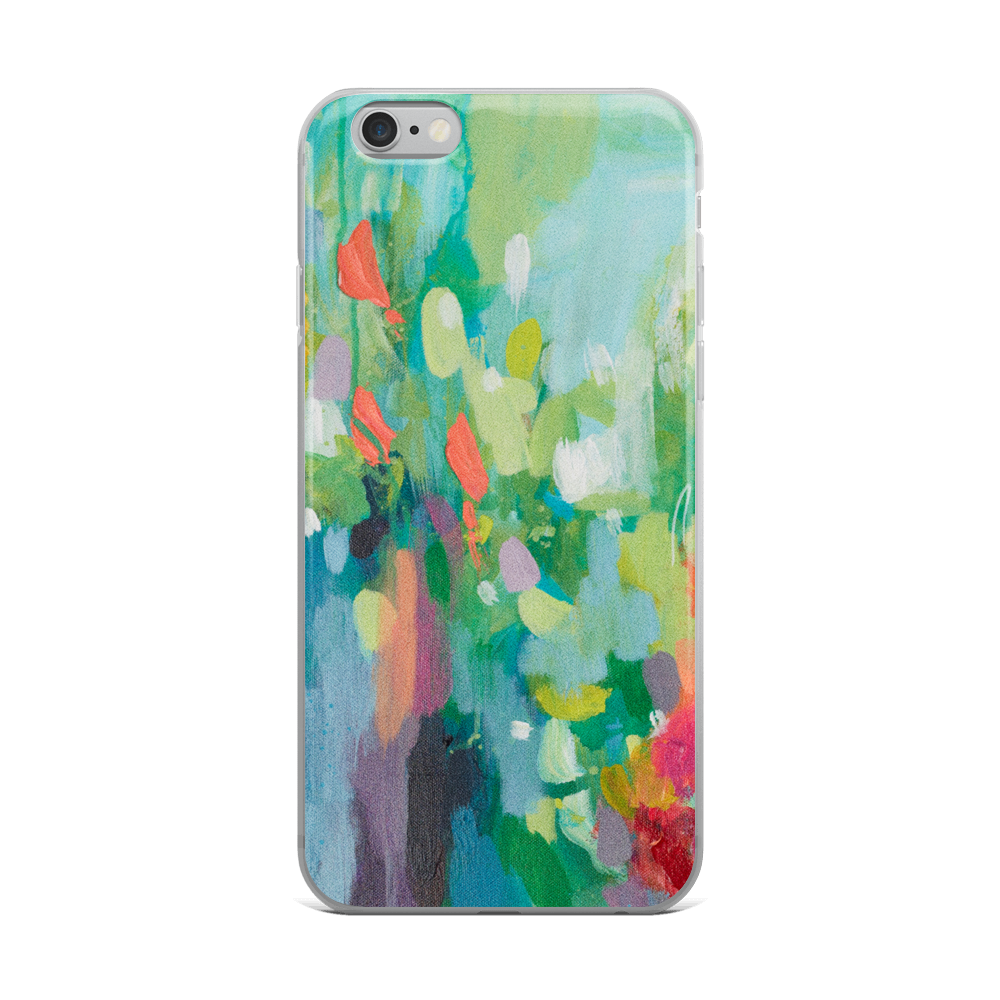 Bora Teal - iPhone 5/6 Case