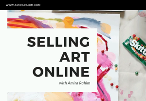 Selling Art Online - Recorded Workshop