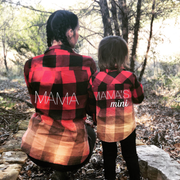Kids Flannel