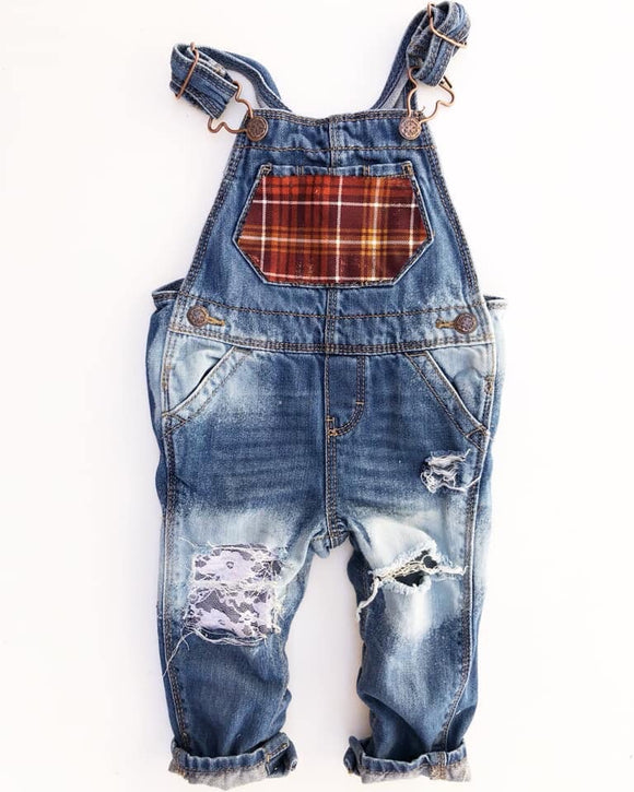"""Pumpkin Patch"" Overalls"