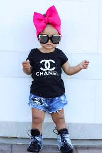 """CHANEL"" shorties"