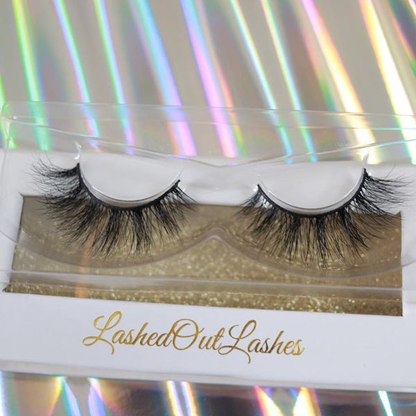 Brooklyn - 3D Mink Lashes