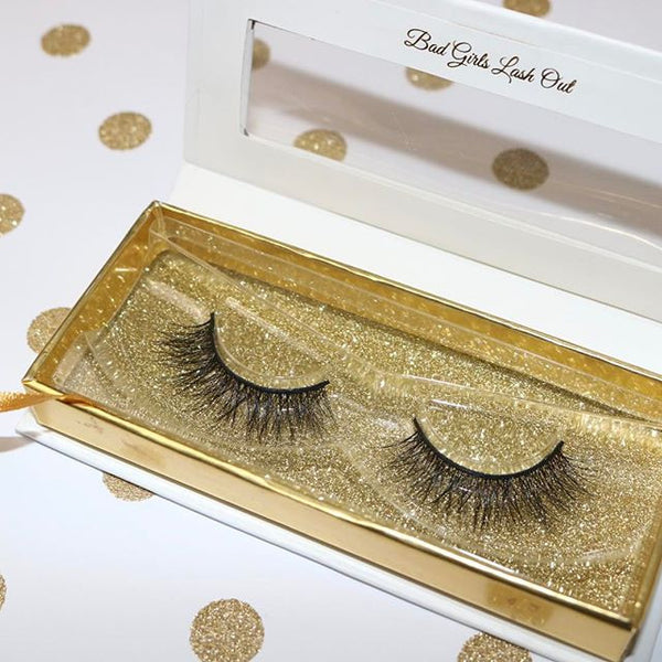 Serenity - 3D Mink Lashes