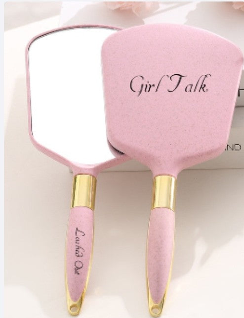 "Lashed Out ""Girl Talk"" Fashion Mirror"
