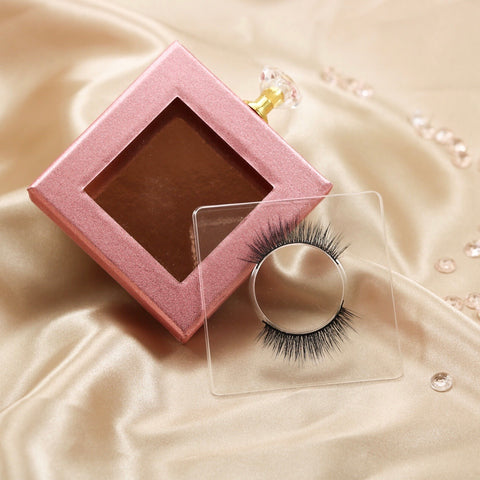 Lily-3D Mink Lashes