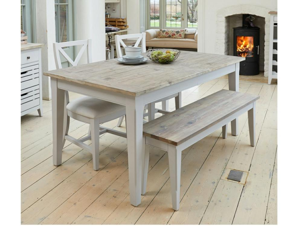 Mixing And Matching Dining Chairs And Benches
