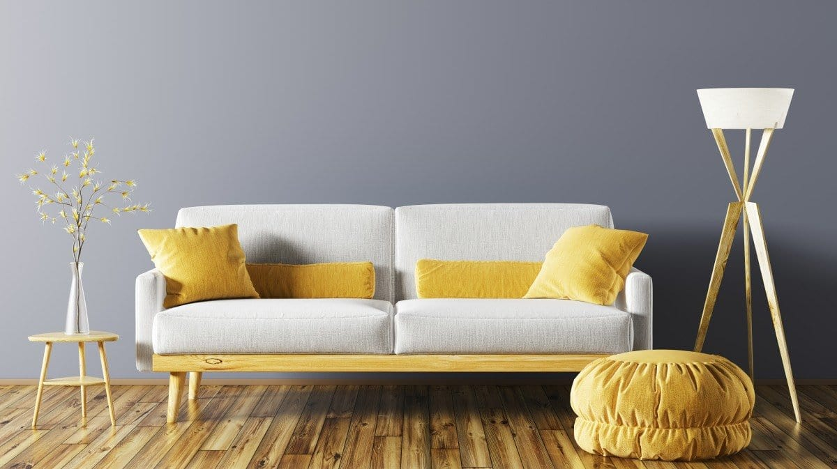 5 reasons why going grey is the new living room furniture trend