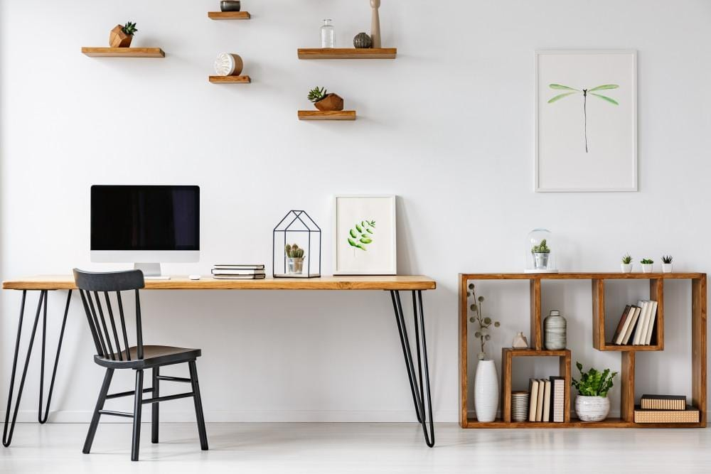 25 Tips for how to create the best work-from-home office
