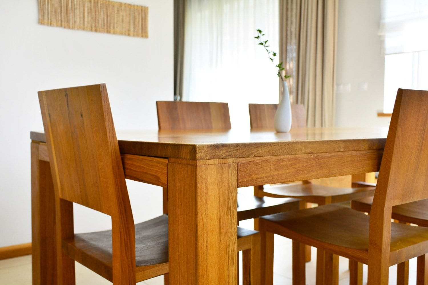 Solid wood versus veneers? Your oak furniture questions answered…